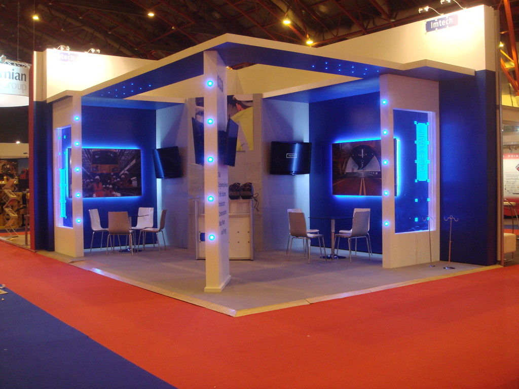 Setting Up The Perfect Exhibition Stands