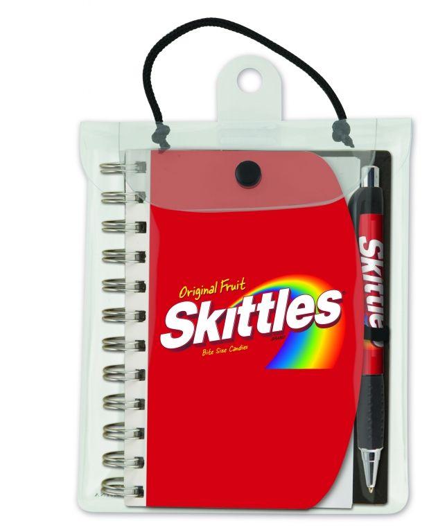 Medium Deluxe Notepad wPHC Pen - 50 Sheets