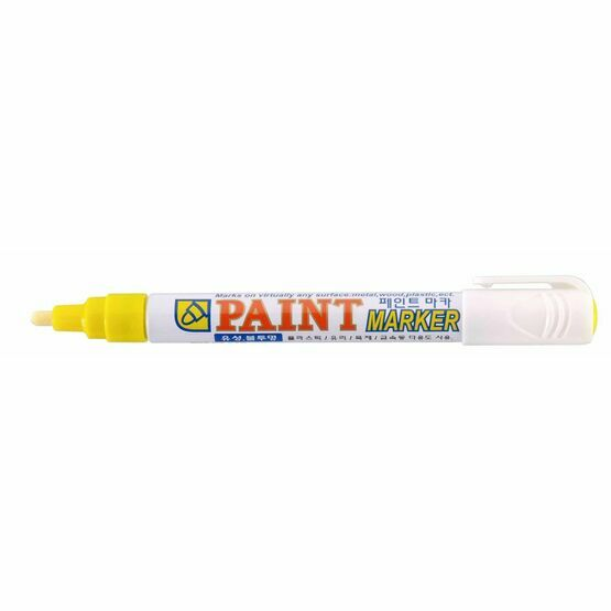 Ikon K101 Paint Marker - Pack Of 12, Various Colours